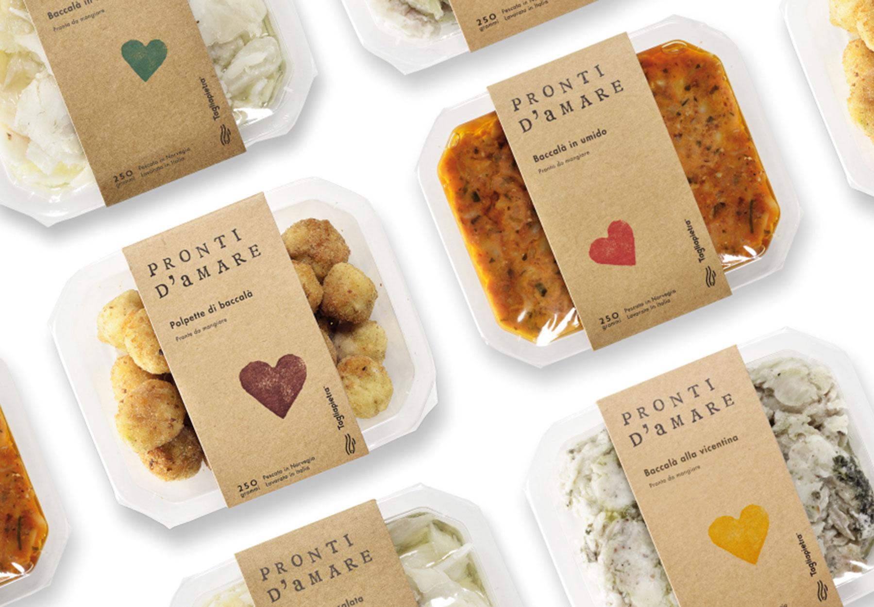 Progettazione Packaging Tagliapietra Dry Studio
