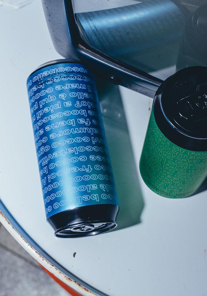 Beer can design-DryStudio