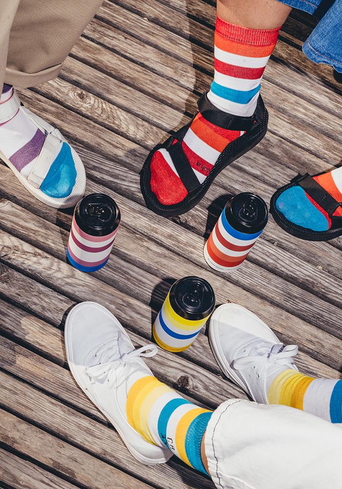 Mundaka socks design-DryStudio