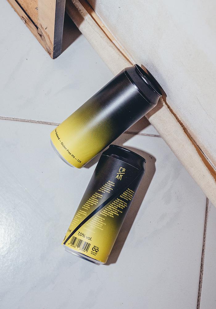 Progettazione packaging Crak Brewery-DryStudio