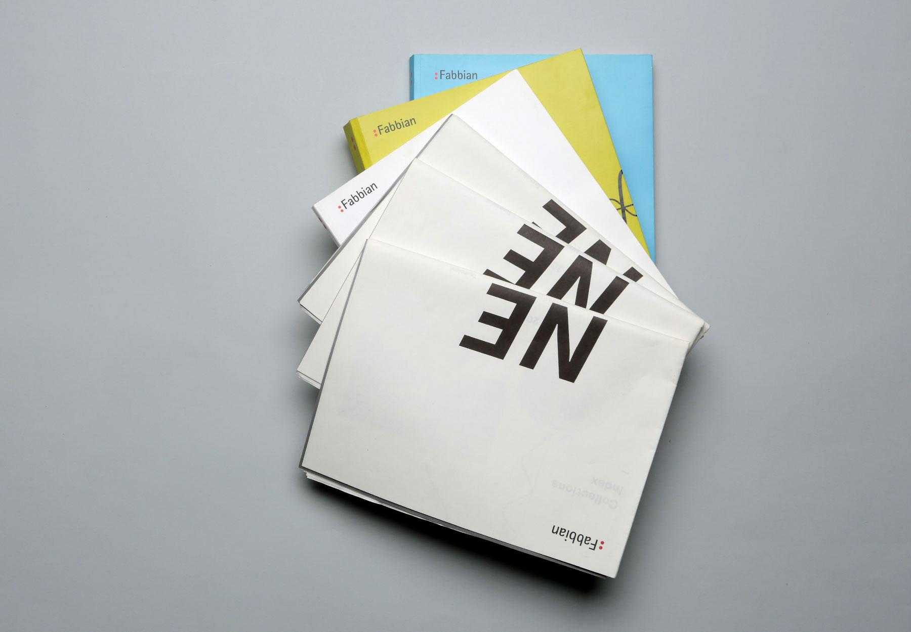 Progettazione Linea Cataloghi Fabbian Illuminazione Dry Studio