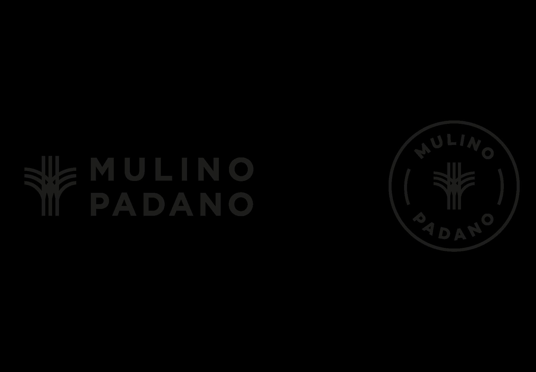 Progettazione Logo Mulino Padano - DryStudio