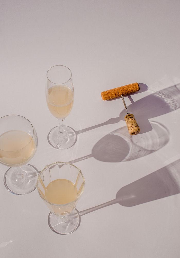 Progettazione packaging vino Corvezzo Dry studio