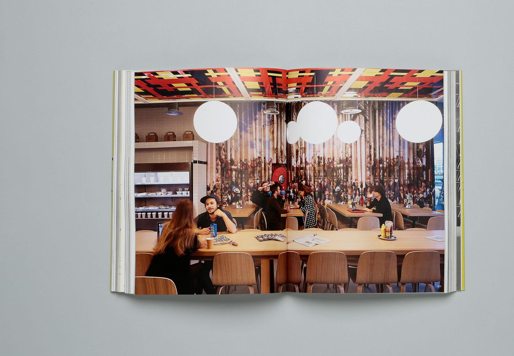 Realizzazione brochure aziendale Fabbian illuminazione Dry Studio