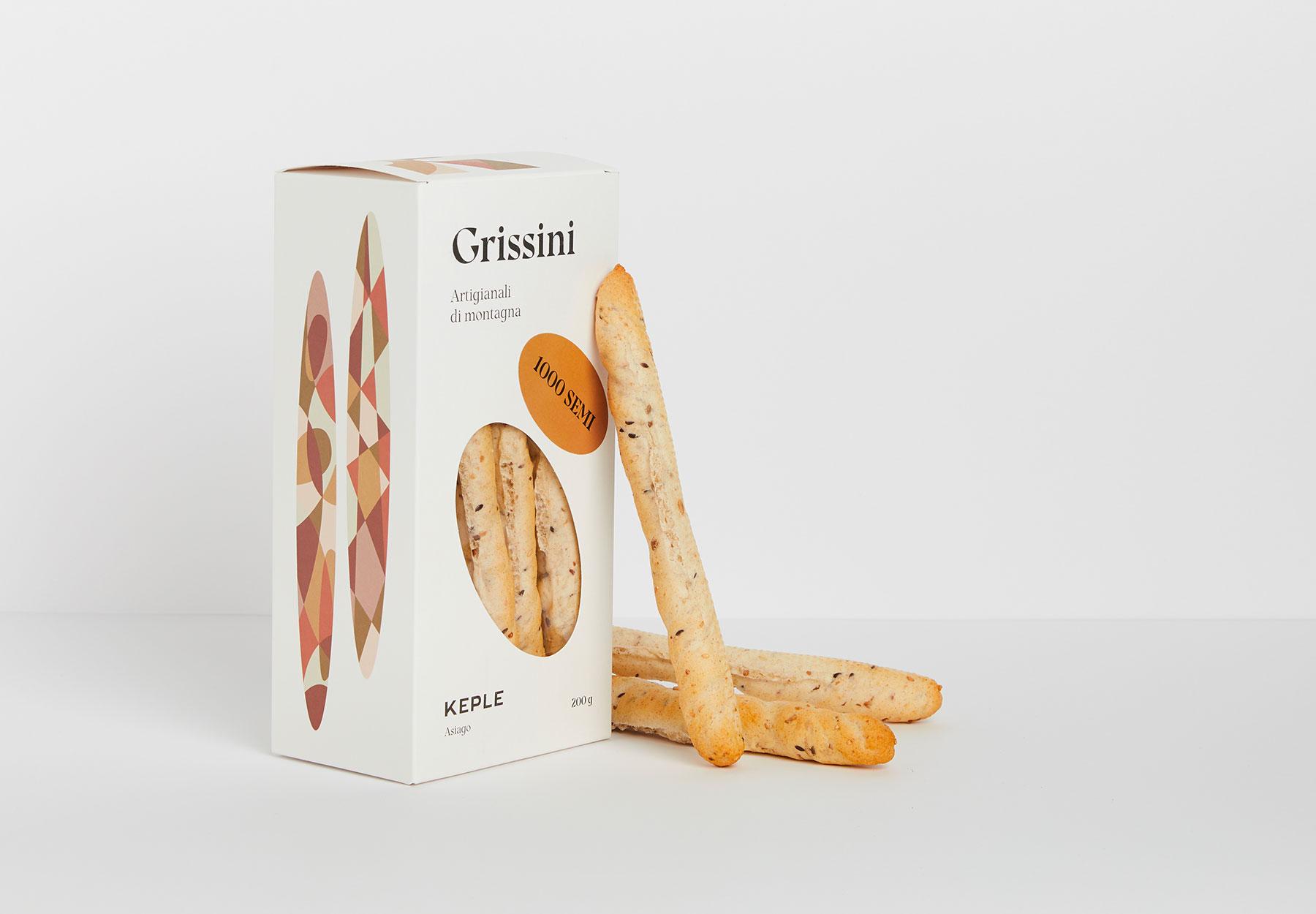 design packaging e logo Keple-Drystudio