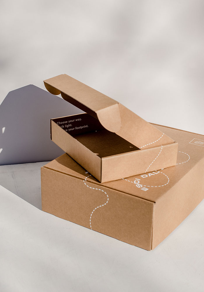 Progettazione Packaging Spedizione Elbec